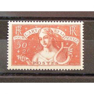FRANCE n°308 N** Cote 135€
