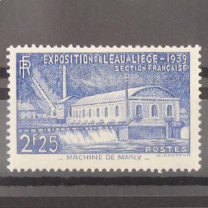 FRANCE n°430  N** Cote 37€