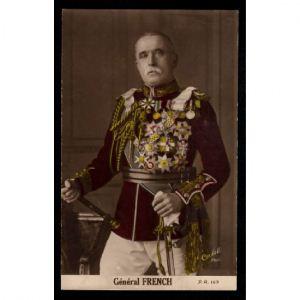 Général FRENCH - Coll. P.R163