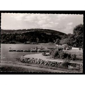 GERARDMER - Promenade au Bord du Lac