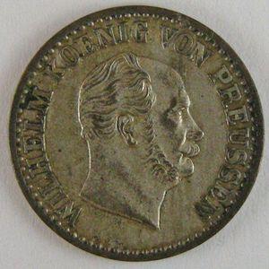Germany, Preussen, 1 Silbergroschen 1873 C, TTB+, KM#485