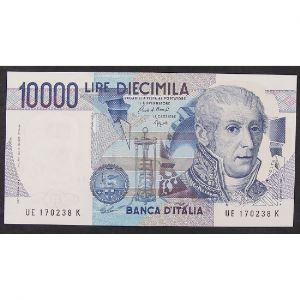 Italie, 10.000 Lire 03.09.1984, XF