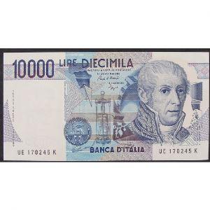 Italie, 10.000 Lire 03.9.1984, XF