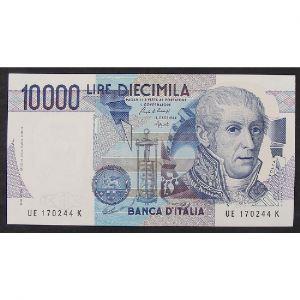 Italie, 10.000 Lire 3.9.1984 , XF