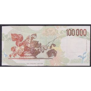 Italie, 100.000 Lire 6.5.1994, VF