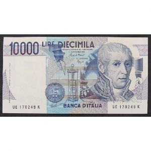 Italie , 10.000 Lire 3.09.1984, XF