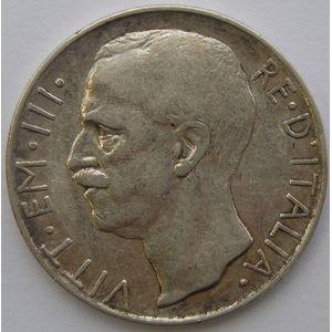 Italy, 10 Lire 1926 R, TTB, KM# 68.1