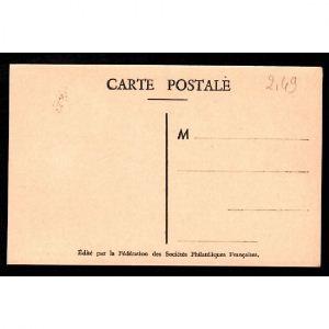 Journée du Timbre 1949 - COLMAR - Le Messager Boiteux de Colmar