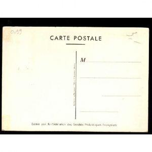 Journée du Timbre 1950 - LENS - Raoul Serres