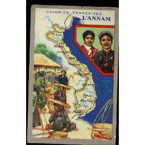 L'Annam - Colonies Françaises