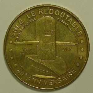 Le Redoutable, La cité de la mer, 2007