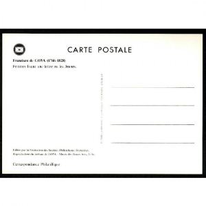 Lot de 2 Cartes Postales - Journée du Tilmbre 1976 - 1981