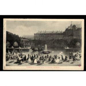 LUNEVILLE au XVIIIe Siècle - Le Rocher