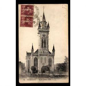 LUNEVILLE - Eglise Jeanne d'Arc
