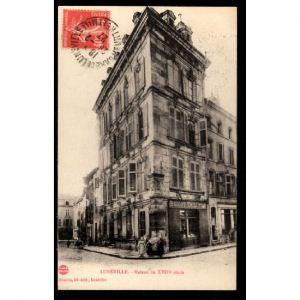 LUNEVILLE - Maison du XVIIIe Siècle