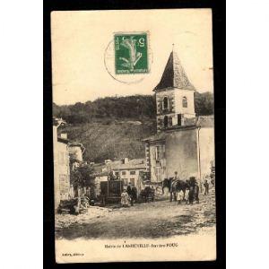 Mairie de LANEUVILLE - Derriere FOUG