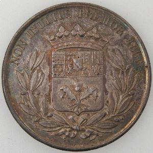 Médaille de la Chambre de Commerce de Nancy 1855