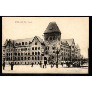 METZ - Hôtel des Postes