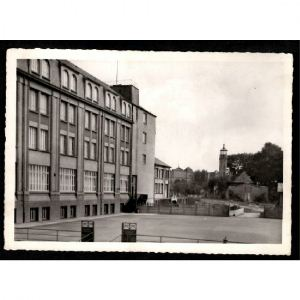 METZ Institution de la Salle - Façade Sud et la Tour