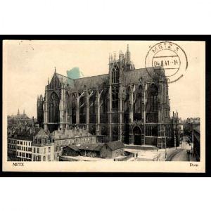 METZ - La Cathédrale - Dom