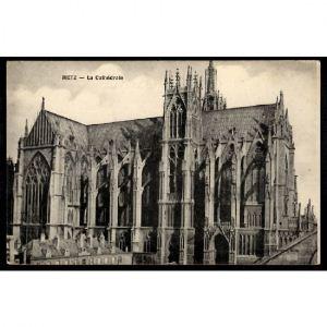 METZ - La Cathédrale