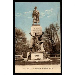 METZ - Monument du Poilu