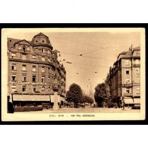 METZ - Rue Paul Déroulède