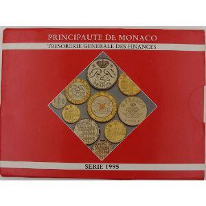 Monaco, Coffret FDC 1995