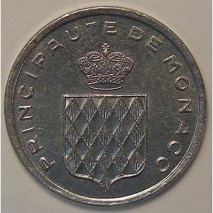 Monaco, 1 Centime 1978, SUP, Gad# MC144