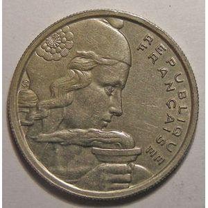 Monnaie Française, Cochet, 100 Francs 1958, Gadoury 897, TTB