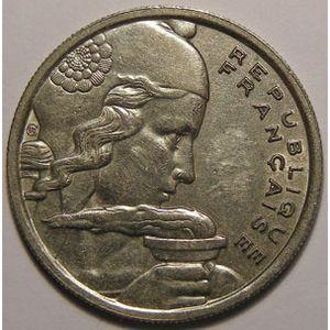 Monnaie Française, Cochet, 100 Francs 1958, TTB, Gadoury 897