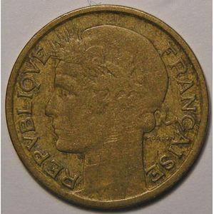 Monnaie française, Morlon, 50 centimes 1947 Bronze-Aluminium, TB+, Gad: 423b