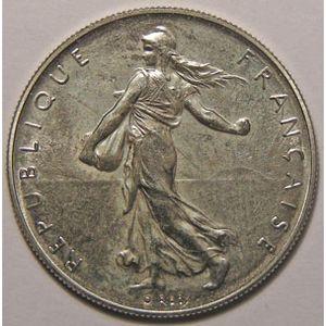 Monnaie française, Semeuse, 1 Franc 1980, SPL