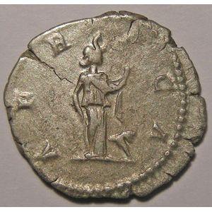 Monnaie romaine, empereur, Septime Sévère, Septimius Severus, Denier,  R/ AFRICA