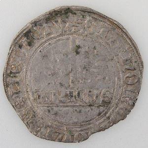Monnaie royale, Henri VI, Blanc aux Ecus, Duplessy 445, TB