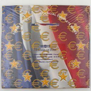 Monnaies Euros, France, Coffret BU 2003, neuf ouvert