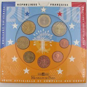 Monnaies Euros, France, Coffret BU 2006, neuf ouvert