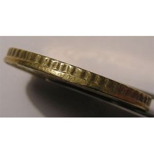 Monnaies Euros, Allemagne, monnaie fautée, 50 cent