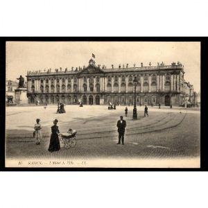 NANCY - L'Hôtel de Ville