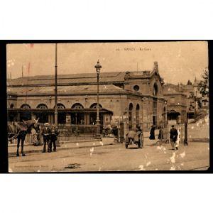 NANCY - La Gare