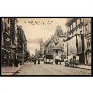 NANCY - Le Point Central - Rue Saint Jean