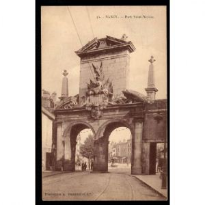 NANCY - Porte Saint Nicolas