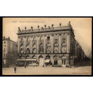 NANCY - Un des Pavillons de la Place Stanislas