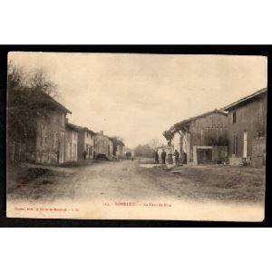 NOIRLIEU - La Grande Rue
