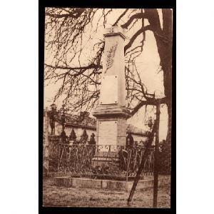 NOIRLIEU (Marne) - Monument aux Morts