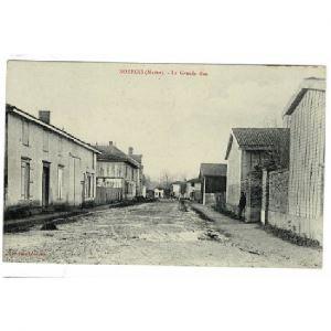 NORROIS (Marne) - La Grande Rue