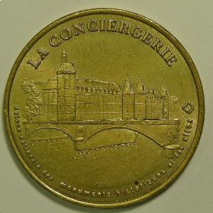 Paris, La Conciergerie, 2001