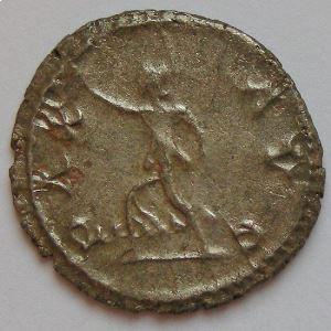 POSTUME, POSTUMUS, Antoninien, PAX AVG, TTB