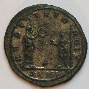 PROBUS, Antoninien, RESTVTIT ORBIS, TTB/TTB+