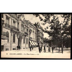 SIDI BEL ABBES - La Place Carnot